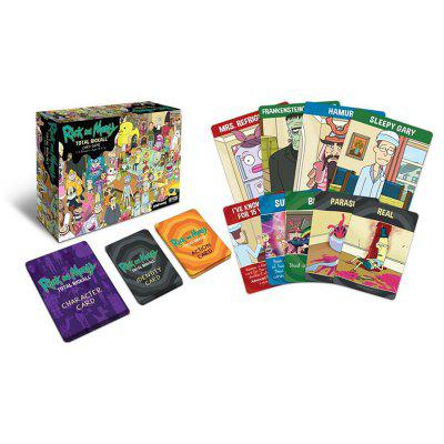 Total Rickall Cooperative Card Game
