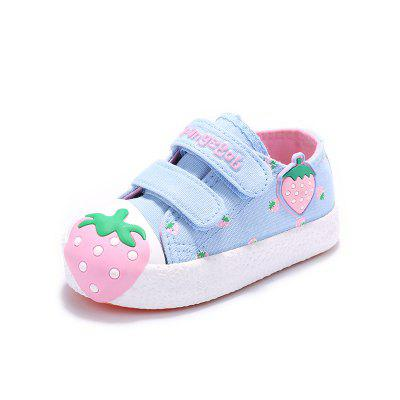 Spring and Autumn Shoes Boys and Girls Canvas Children's
