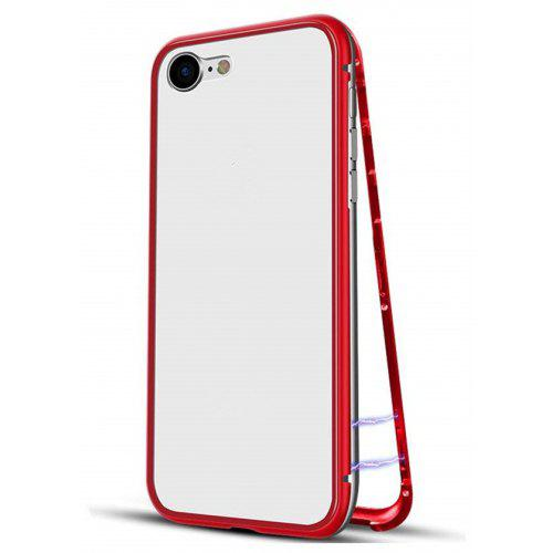 info for 6e99d f4899 Ultra Slim Magnetic Adsorption Metal Case for IPhone 6 / 6S phone case