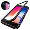 Ultra Slim Magnetic Adsorption Metal Case for IPhone 7P / 8 Pphone case - BLACK