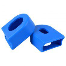 Crank Protective Sleeve Bicycle Accessories 2PCS