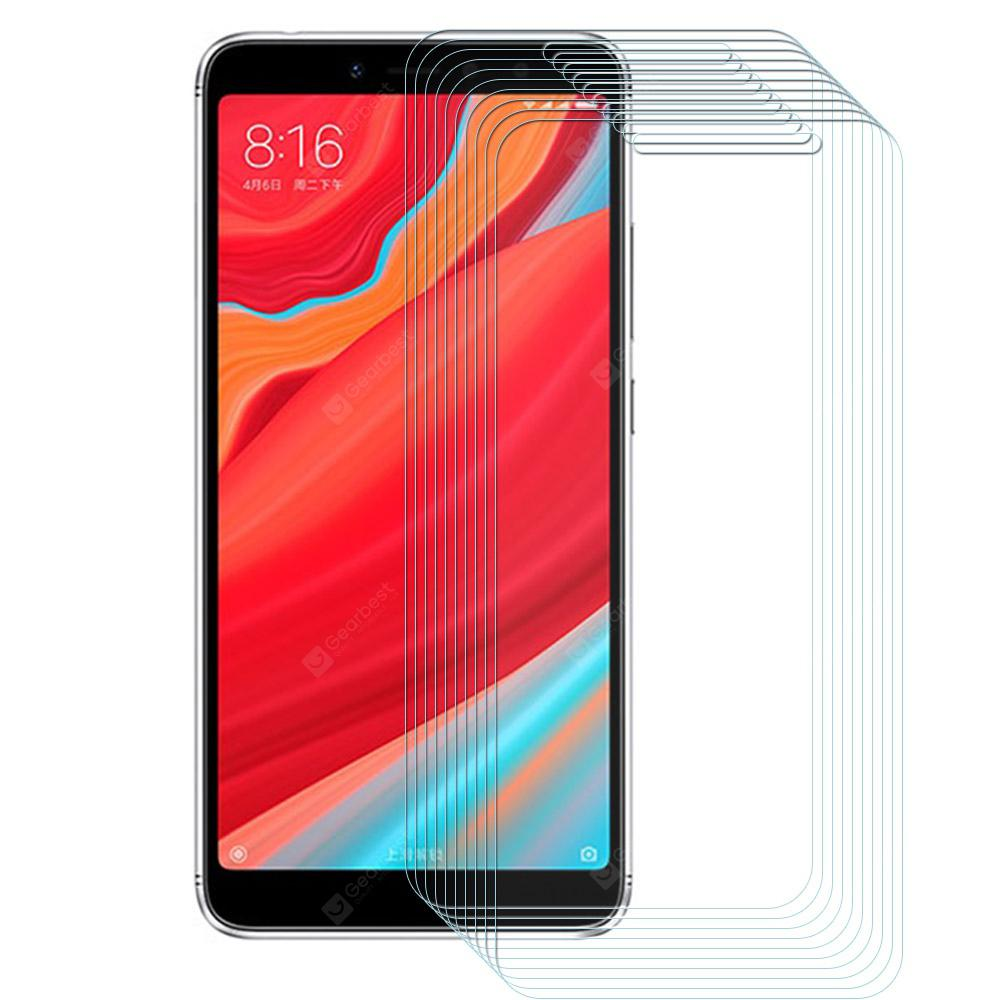 10pcs Tempered Glass 9H Explosion Proof Screen Protector for Xiaomi Redmi S2