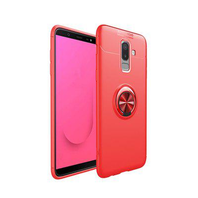 Funda para Samsung Galaxy J8 2018Ring 360 Stealth Kickstand Degree Rotación