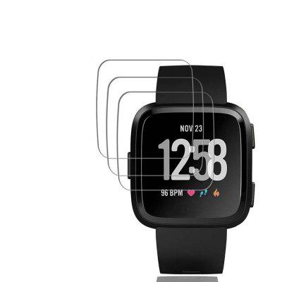 3 PCS 0,26 мм закаленное стекло Screen Protector для Fitbit Versa Smart Watch