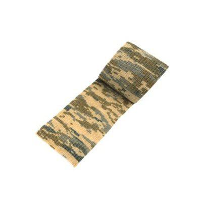 Outdoor Camping Hunting Camouflage Tape Home Travel Riding Bicycle Sticker