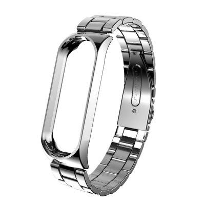 Ultrathin Stainless Steel Wristband Band for Xiaomi Mi Band 3