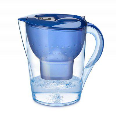 Memory Function Water Filter Kettle 3.5L Antibacterial Purifier Pitcher