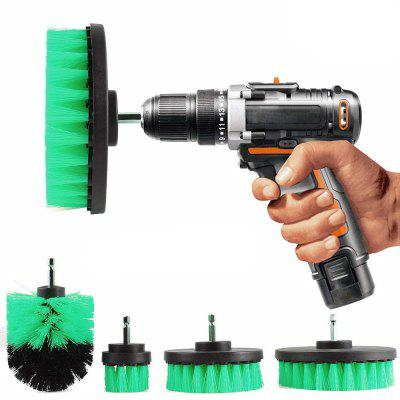 5 in 1 Multifunctional Electric Drill Cleaning Brush Power Scrubber Cleaner Kit