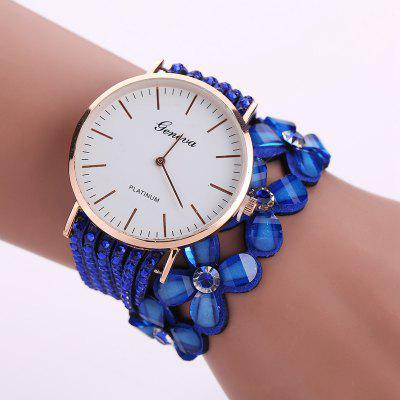 XR2171 Fashion Casual Quartz Crystal Watch