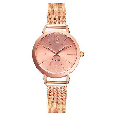 XR2765 Alloy Mesh Belt Ladies Quartz Watch