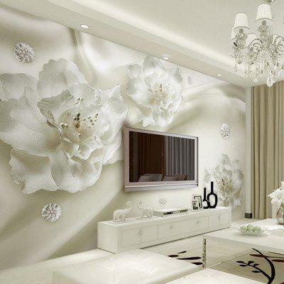 Muurschildering Canvas Wall Covering Adhesive Vereist Art Deco 3D