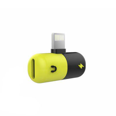 for Apple Mobile Audio Converter Adapter While Listening To Songs and Charging