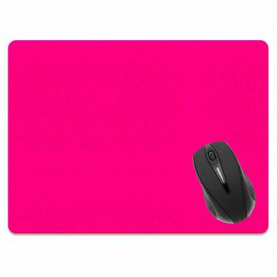 все цены на Non-Slip Rectangle Solid Rose Mouse Pad for Home Office and Gaming Desk онлайн