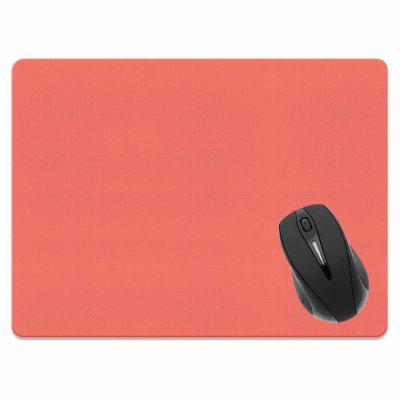 все цены на Non-Slip Rectangle Solid Red Mouse Pad for Home Office and Gaming Desk онлайн