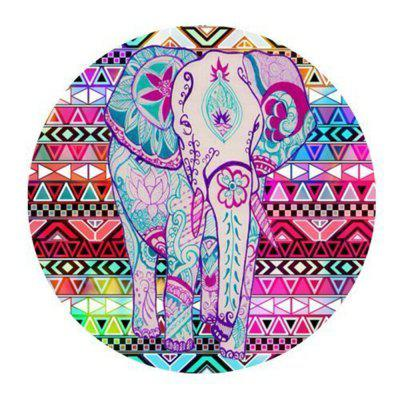 все цены на Non-Slip Rectangle Elephant Mouse Pad for Home Office and Gaming Desk онлайн