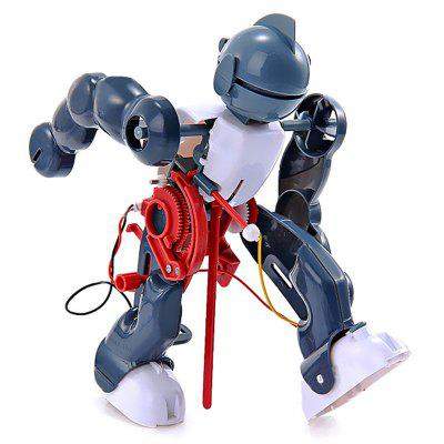 Tumbling Robot Science Kit DIY Toy Experiment Guide Beste cadeau