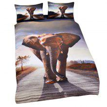 New High Quality Animal Series Bedding Set of Three