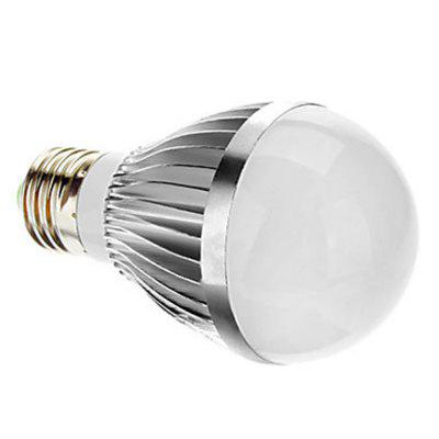 SZKINSTON E27 LED 5W 350lm CA blanc chaud 110 - 240V Highlight Ampoule globe