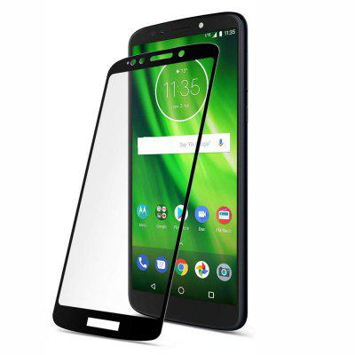 Tempered Glass Screen Protector 9H Full Cover for Motorola Moto G6 Play