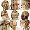 Automatic DIY Hairstyle Quick Electric Hair Braiding Tool - BLACK