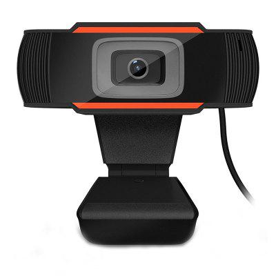 Caméra rotative d'ordinateur Web Cam de webcams HD rotatif 640 * 480 480P 12.0MP avec microphone