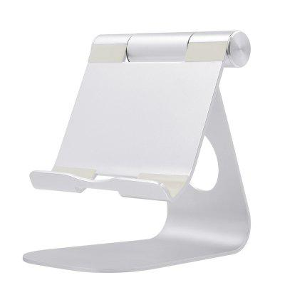 Tablet Aluminum Adjustable Holder E-readers Bed Lazy Stand