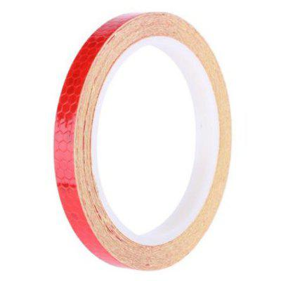 Bicycle Motorcycle Reflective Stickers Strip Tape