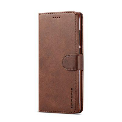 Cover Case for Redmi 5 Plus Luxury Leather Wallet Silicon Flip Card Slots