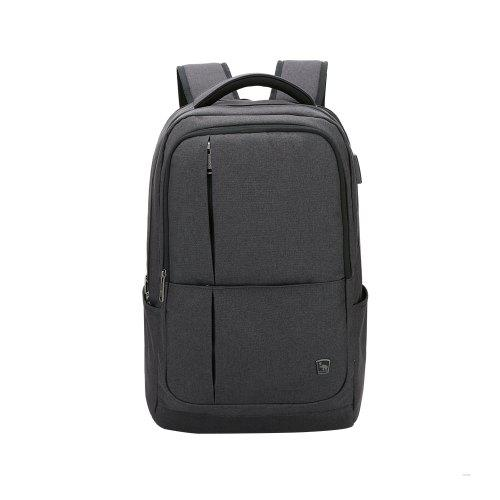 ec87421af120 OIWAS 17 Inch Laptop Backpack With Large Compartment Business Bag for Men