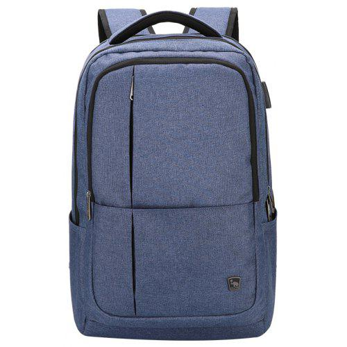 OIWAS 17 Inch Laptop Backpack With Large Compartment Business Bag for Men