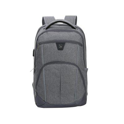 OIWAS Large Compartment Laptop Backpack Lightweight Business Pack