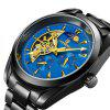 Laogeshi Men Business Fully Automatic Mechanical Watches - MULTI-A