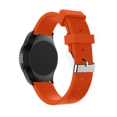 20mm Silicone Sports Bracelet Strap Watch Band for Samsung Gear S2 zoso toronto