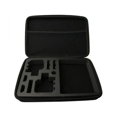 Large Travel Storage Carry Hard Case for GoPro Hero 6/ 5/ 4/SJ7000/SJ6000