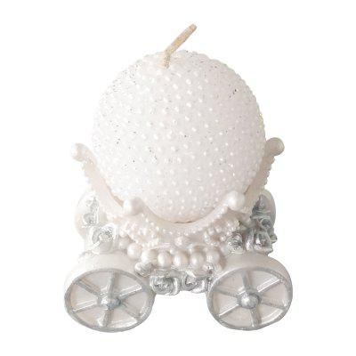 Exquisite Wagon Carriage Candlestick