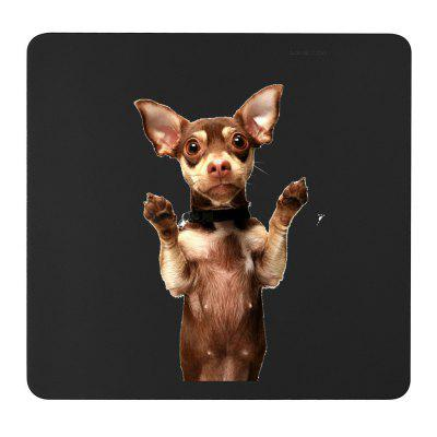 Non-Slip Rectangle Cute Puppy  Mouse Pad for Home Office and Gaming Desk