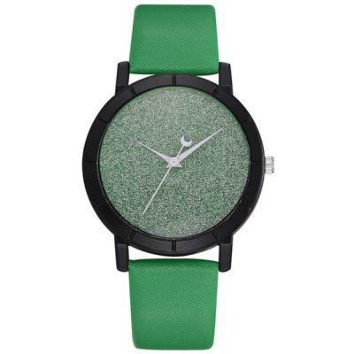 New Fashion Lady Candy Color Simple Personality Watch Needle Quartz Watch