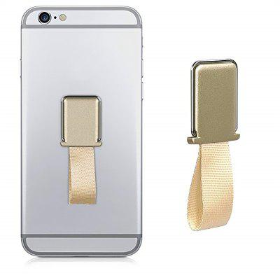 Magnetic Finger Holder for Smartphone Mobile Strap and Stand