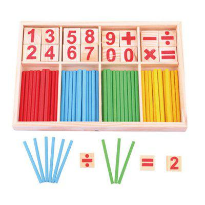 Children Counting Sticks Education Toy