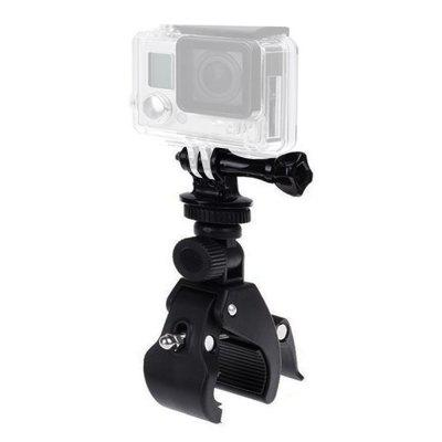 Sports Camera Bicycle Motorcycle Handlebar Clamp for Gopro Mount Holder Clip