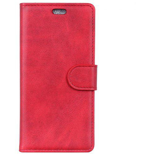 best sneakers bbfe1 26389 Leather Wallet Flip Case for Alcatel U5 HD Play with Card Slot Holder