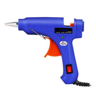 20W Hot Melt Glue Industrial Mini Guns Thermo herramienta de temperatura de calor eléctrico
