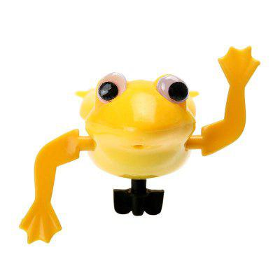 Baby Kids Bath Toy Clockwork Wind Up Plastic Swimming Frog