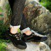 ZEACAVA Leather New Hiking Outdoor Shoes - BLACK