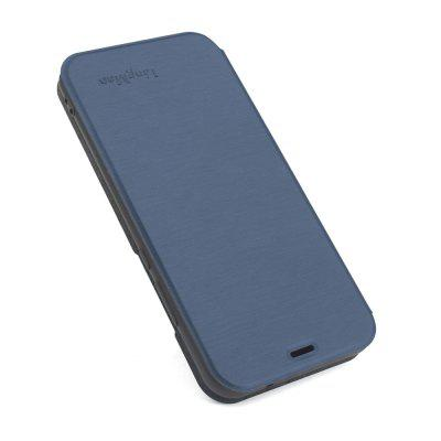Hoes voor OPPO A37 Brushed Texture Voltage Type Cover