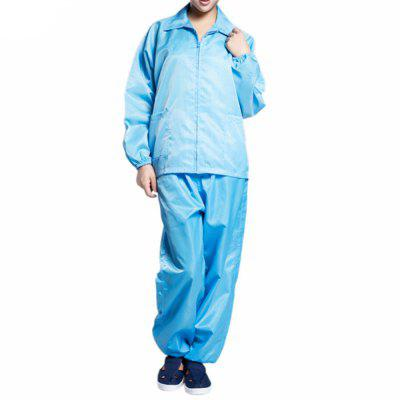 Anti Static and Cleanroom Working ESD Clothes Hat Coat Pant