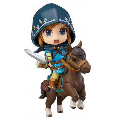 Deluxe Edition Cartoon Image Girl Model Toy