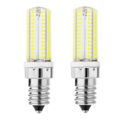 E14 Base 104SMD WW/CW 5W LED Light Bulbs 40W Incandescent Bulb Equivalent
