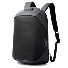 Men's Backpack Travel Charging Anti-Theft Backpack Password Lock Computer Bag
