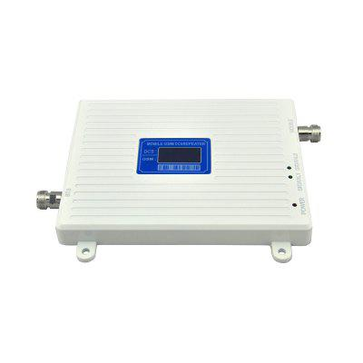 2G 4G Mobile Phone Signal Booster GSM 900MHz DCS 1800MHz Repeater LCD Display